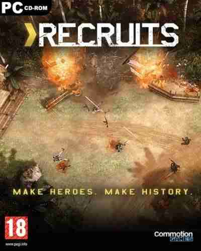 Descargar Recruits-Alpha-EnglishRAiN-Poster.jpg por Torrent